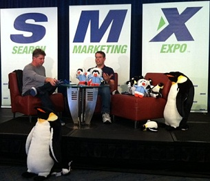 Matt Cutts en el evento SMX