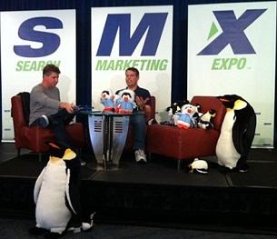 Matt Cutts en el evento SMX