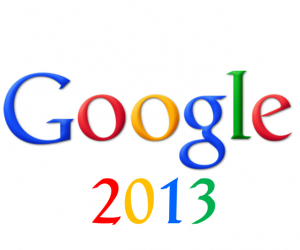 novedades Google 2013