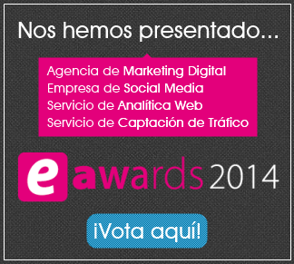 eawards Madrid 2014 T2O media