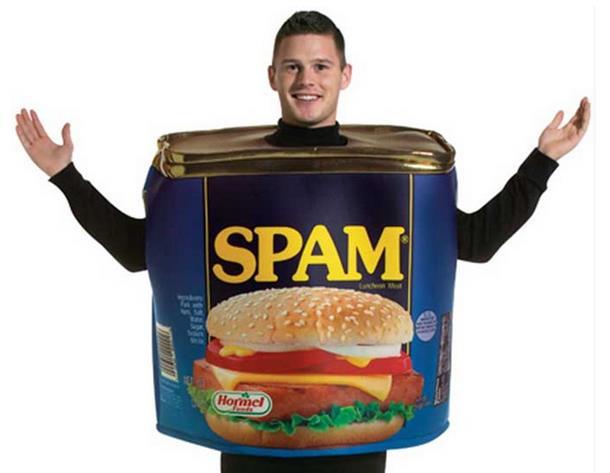 El spam es una técnica muy mal vista por Google