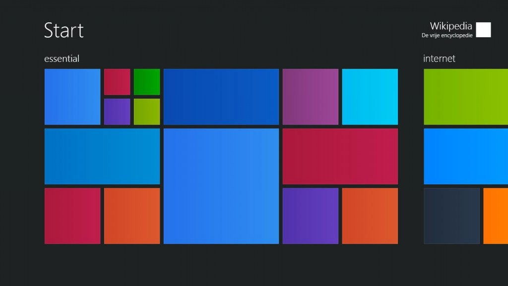 Microsoft implanta el Flat Design en Windows 8