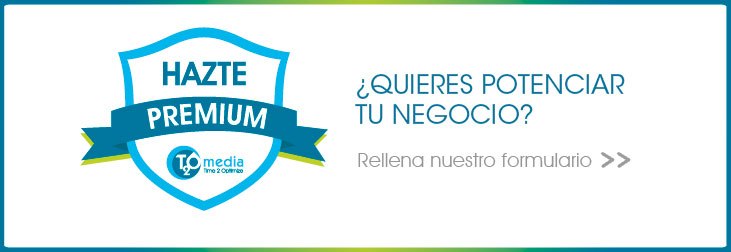 Hazte Premium en Marketing Digital con T2O media