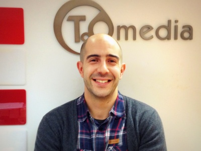 Daniel Zafra, SMM Director de T2O media