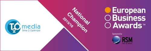 National Champion de los European Business Awards 2015/16