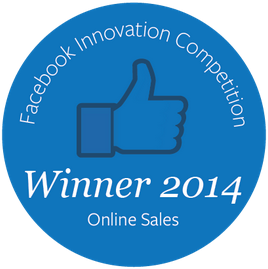 Facebook Innovation Comentition Winner 2014 Online Sales