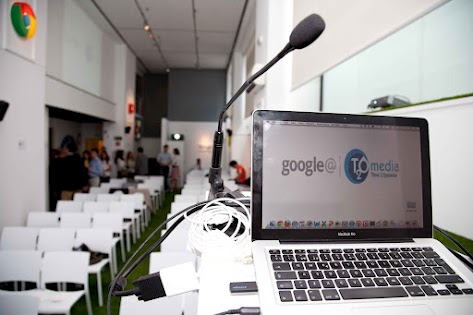 T2O media en la Google House