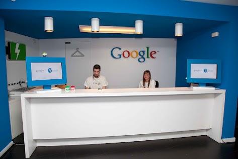 Recepción evento Google@T2O
