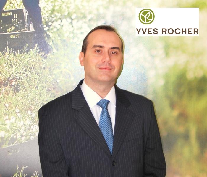 Guillermo Hernández Yves Rocher