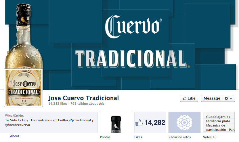 José Cuervo Tradicional