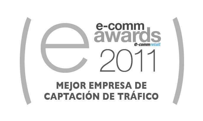 T2O media, Mejor Empresa de Captación de Tráfico