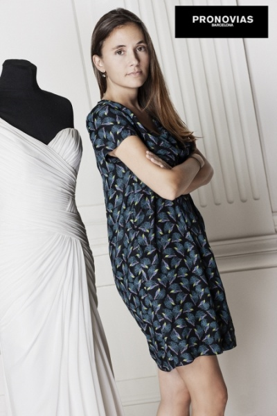 Marian Garriga, Marketing Manager de Pronovias
