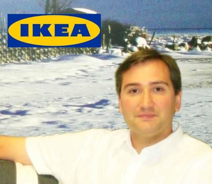 Miguel Ángel Orbaneja, Digital Media Manager de IKEA