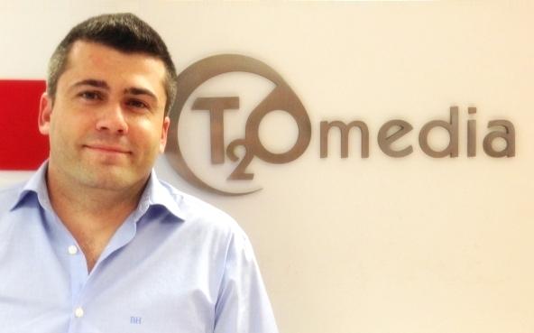 Pablo Gómez, director de RSC de T2O media