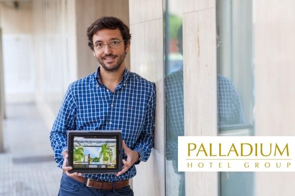 Entrevista a Rafael Rubí Director de eCommerce en Palladium Hotel Group