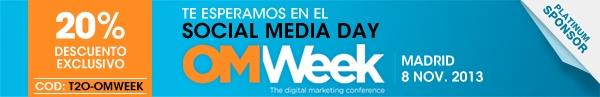 T2O media OMWeek Platinum Sponsor