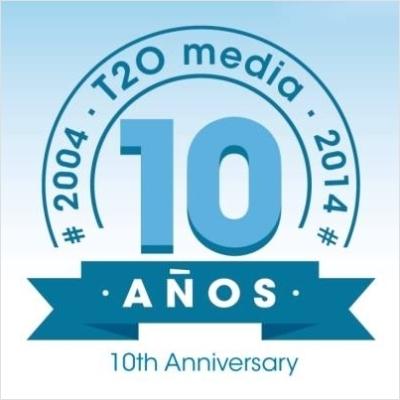 10º Aniversario de T2O media