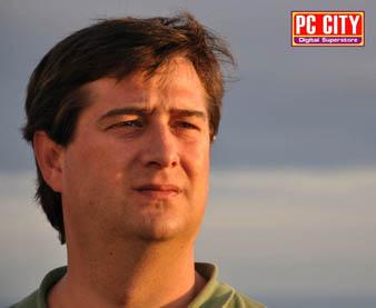 Jorge Catala, Commercial and Marketing Director de PC City España