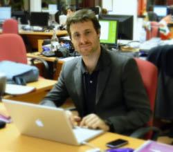 Marco Decio, Director de T2O media Italia